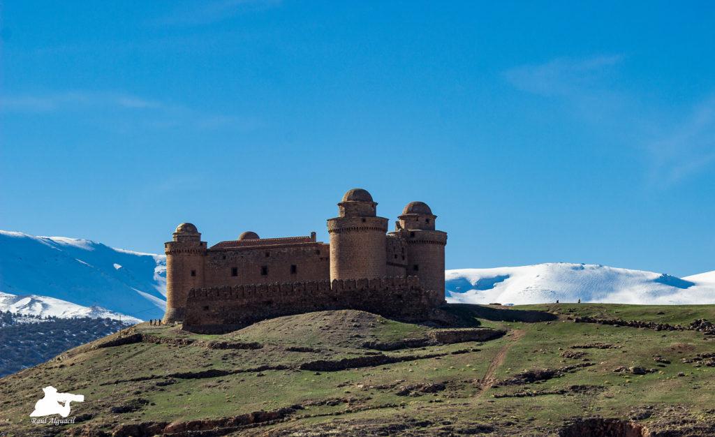 Castillo de la Calahorra (La Calahorra-Granada)